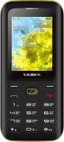 Мобильный телефон teXet TM-517R Black/Yellow