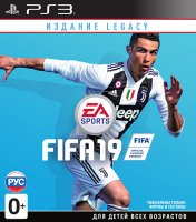 Игра для PS3 EA FIFA 19 Legacy Edition