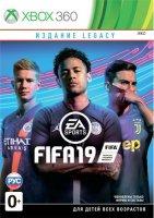 Игра для Xbox 360 EA FIFA 19 Legacy Edition