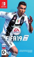 Игра для Nintendo Switch EA FIFA 19
