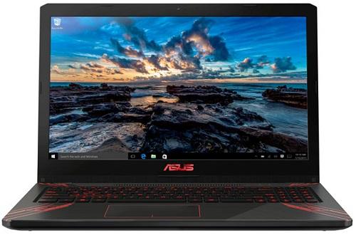 Купить Игровой ноутбук ASUS, FX570UD-DM150T (Intel Core i5-8250U...