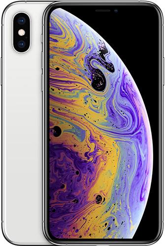 Электроника Смартфон Apple Iphone Xs 64Gb Silver (Mt9F2Ru/A) Золотое