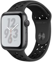 Умные часы Apple Watch S4 Nike+ 44mm Space Gray Aluminum Case with Anthracite/Black Nike Sport Band (MU6L2RU/A)