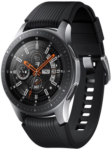 Купить Умные часы Samsung, Galaxy Watch 46 mm Silver