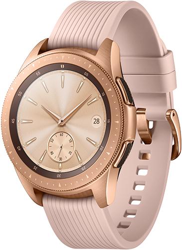 Купить Умные часы Samsung, Galaxy Watch 42 mm Rose Gold