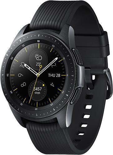 Купить Умные часы Samsung, Galaxy Watch 42 mm Black