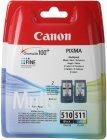 Набор картриджей Canon PG-510/CL-511 Multi Pack