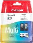Набор картриджей Canon PG-440/CL-441 Multi Pack