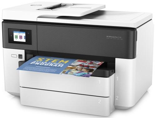 Купить МФУ HP, Officejet Pro 7730 (Y0S19A)
