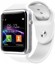 Умные часы JET Phone SP1 Silver - купить умные часы ДЖЕТ Phone SP1 ... 97f3fc321495c
