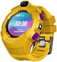 Детские умные часы Jet Kid Gear Yellow/Purple
