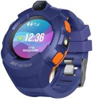 Детские умные часы Jet Kid Gear Light Blue/Orange