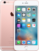 Смартфон Apple(iPhone 6S Plus 128GB как новый Rose Gold (FKUG2RU/A))