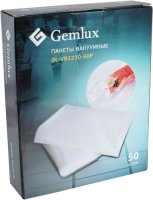 Пакеты для вакуумного упаковщика Gemlux GL-VB2230-50P