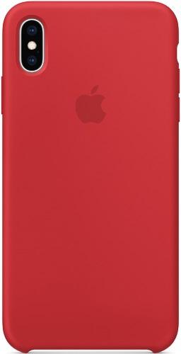 Купить Чехол Apple, Silicone Case для iPhone Xs Max (PRODUCT)RED...