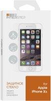 Защитное стекло InterStep для iPhone Xs (IS-TG-IPHON1858-000B202)