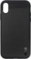 Чехол InterStep Uniqio для iPhone Xr Black (HUN-IPH6118K-NP1101O-K100)