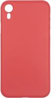 Чехол InterStep Smoke для iPhone Xr Red (HSO-IPH6118K-NP1104O-K100), цвет красный, код 4606363410003