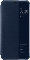 Купить Чехол Huawei, Smart View Flip Cover для Huawei Mate 20 Lite Blue (51992654)