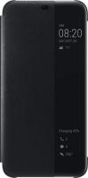 Чехол Huawei Smart View Flip Cover для Huawei Mate 20 Lite Black (51992653)