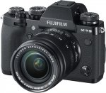 Системный фотоаппарат Fujifilm X-T3 Body Black