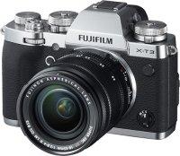 Системный фотоаппарат Fujifilm X-T3 18-55 Silver