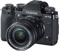 Системный фотоаппарат Fujifilm X-T3 18-55 Black