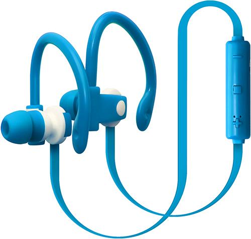 Беспроводные наушники с микрофном W.O.L.T. W.O.L.T. STN-182 Blue