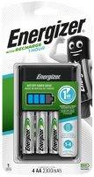 Зарядное устройство Energizer 1 Hour Charger + 4xAA, 2300mAh (E300697700)