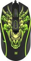 Игровая мышь Defender Monstro GM-510L (52510)