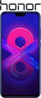 Смартфон Honor 8X 128Gb Blue (JSN-L21)