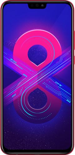 Купить Смартфон Honor, 8X 128Gb Red (JSN-L21)