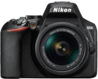 Зеркальный фотоаппарат Nikon D3500 18-55 P VR Kit Black фото