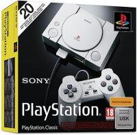 Игровая приставка PlayStation Classic (SCPH-1000R)