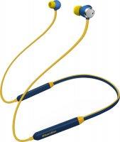 Беспроводные наушники с микрофоном Bluedio T Energy Blue