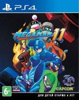 Игра для PS4 Capcom Mega Man 11