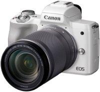 Системный фотоаппарат Canon EOS M50 EF-M18-150 IS STM Kit White