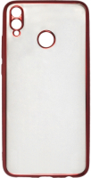 Чехол InterStep Frame для Honor 8X Red (HFR-HON8X18K-NP1104O-K100), цвет красный, код 4606363413530
