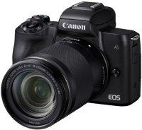 Системный фотоаппарат Canon EOS M50 EF-M18-150 IS STM Kit Black