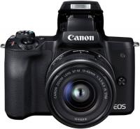 CANON EOS M50 EF-M15-45 IS STM KIT BLACK