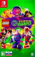 Игра для Nintendo Switch WB Lego DC Super-Villains
