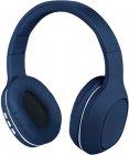 Беспроводные наушники с микрофоном Rombica Mysound BH-04 Blue (BT-H004)