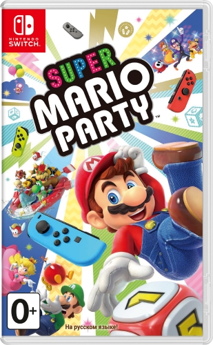 Купить Игра для Nintendo Switch Nintendo, Super Mario Party