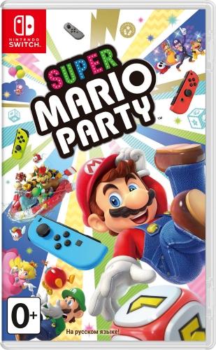 Купить Игра для Nintendo Switch Nintendo, Super Mario Party