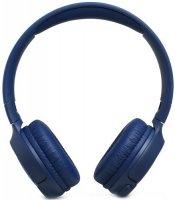 Беспроводные наушники с микрофоном JBL Tune 500BT Blue (JBLT500BTBLU)