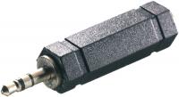 Переходник Vivanco Jack3.5mm /Jack6.35mm (46065)