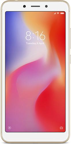 Купить Смартфон Xiaomi, Redmi 6 32GB Gold
