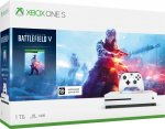 Игровая приставка Microsoft Xbox One S 1TB + Battlefield V