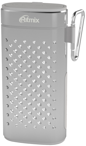 Купить Портативная акустика Ritmix, SP-440PB Silver