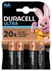 Батарейки Duracell Ultra Power  AА LR6, 4 шт